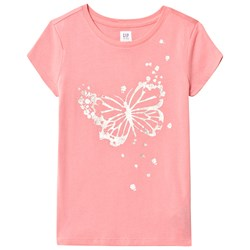 GAP Pink Treat Butterfly T-Shirts