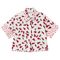 Stella McCartney Kids Ladybugs and Hearts Maddy Shirt 9083
