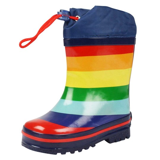 Molo Sejer Boot Drawstring Rainbow Multi