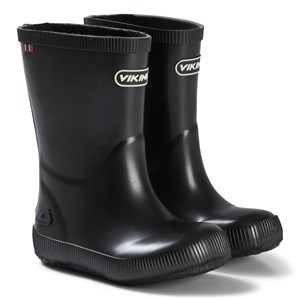 Image of Viking Black Classic Indie Wellington Boots 26 EU (871197)