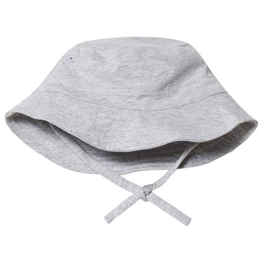 Kuling Sun Hat Grey Melange Sort