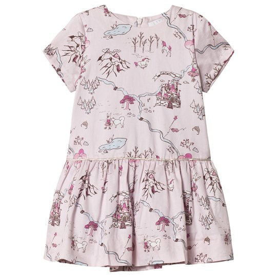 Livly Sandy Dress Pink Princess Land Pink