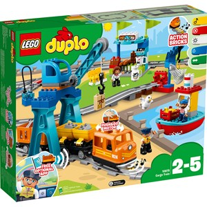 Image of LEGO DUPLO 10875 LEGO® DUPLO® Cargo Train (3151387817)