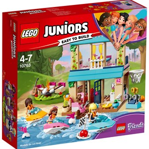 Image of LEGO Juniors 10763 LEGO® Juniors Stephanie's Lakeside House (3150375645)