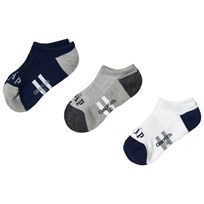 GAP 3-Pack Socks Multicolor Multi