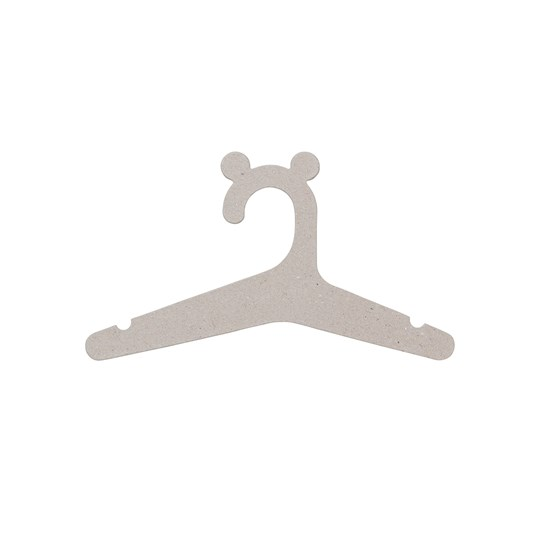 ferm LIVING Kids Hanger - Natural (set of 5) Natural