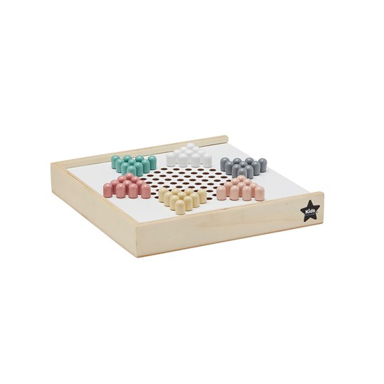 Kids Concept Chinese Checkers Natural
