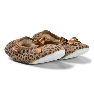 Image of Shepherd Leopard Varberg Slippers 26 EU (2831877205)