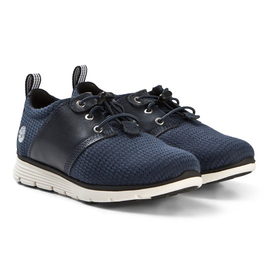 Timberland Navy Killington Oxford Youth Sneakers Navy
