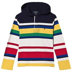 Ralph Lauren Multi Stripe Hoody with PP