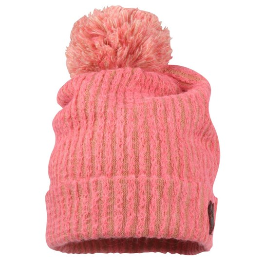 Scotch R'belle Bonnet Pom Pom Dessin Pink