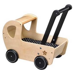 Image of Kids Concept Doll Stroller Neo Natural (3031527943)