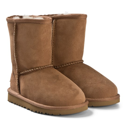 UGG T Classic Chestnut  BROWN