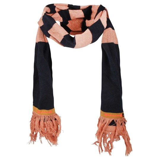 Scotch R'belle Striped Scarf Dessin Pink