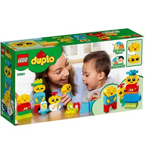 Image of LEGO DUPLO 10861 LEGO® DUPLO® My First Emotions (3151387697)