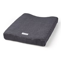 Liewood Calvin Changing Pad Cover Stone Grey 1005 Stone grey