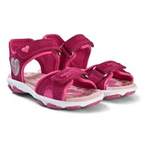 Superfit Nelly Sandals Berry Combi BERRY COMBI