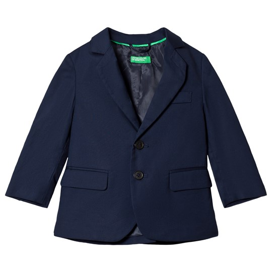 United Colors of Benetton Navy Jacket Navy