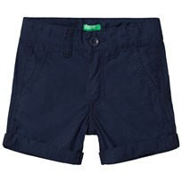 United Colors of Benetton Navy Bermuda Shorts Navy