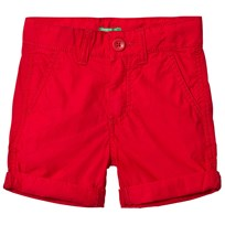 United Colors of Benetton Red Bermuda Red