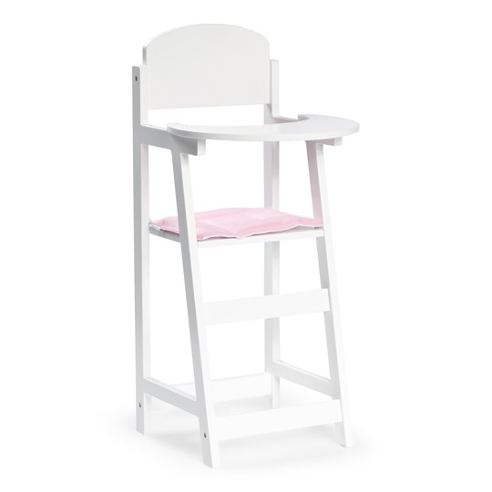 STOY White Dolls High Chair