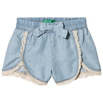United Colors of Benetton Shorts Blue Blue