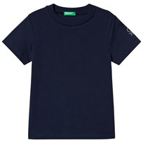 United Colors of Benetton T-shirt in Navy Navy