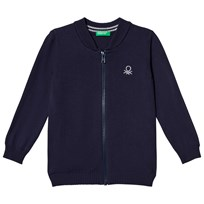 United Colors of Benetton L/S Sweater in Navy Navy