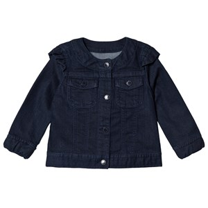 Image of United Colors of Benetton Jacket in Navy 2Y (18-24 mdr) (3034317645)