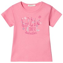 United Colors of Benetton T-Shirt Candy Pink Candy Pink