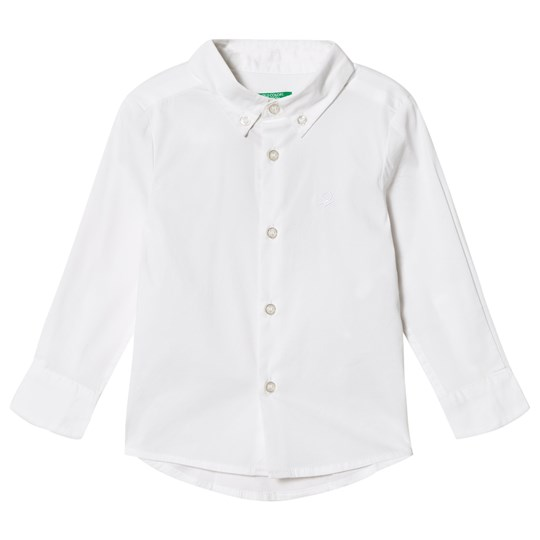 United Colors of Benetton Shirt White White