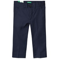 United Colors of Benetton Trousers Navy Navy