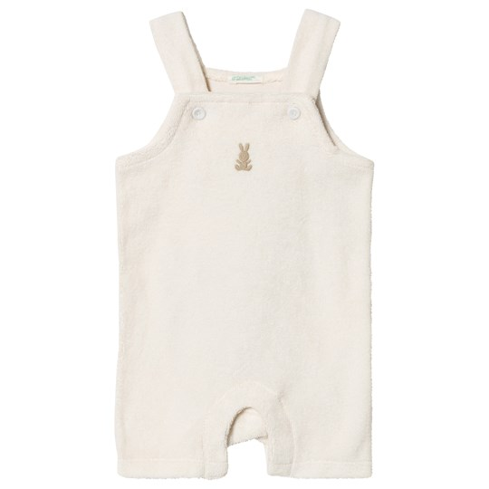 United Colors of Benetton Overall Cream Cream