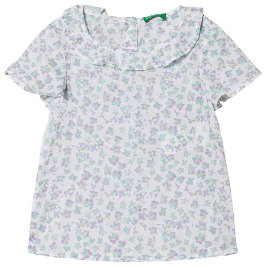 United Colors of Benetton Blouse White White