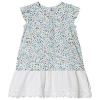 United Colors of Benetton Dress Multi Floral Multi