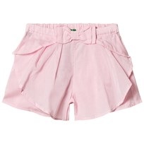 United Colors of Benetton Pink Shorts Pink