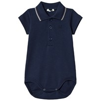 United Colors of Benetton Short Sleeve Baby Body Navy Navy