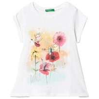 United Colors of Benetton White T-Shirt White