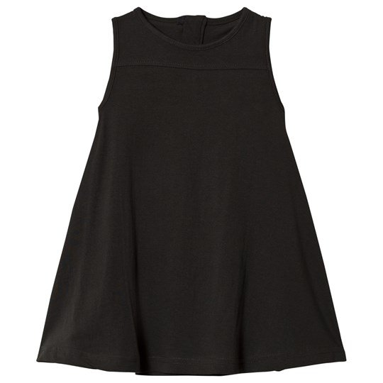 The BRAND Wide Dress Black Black