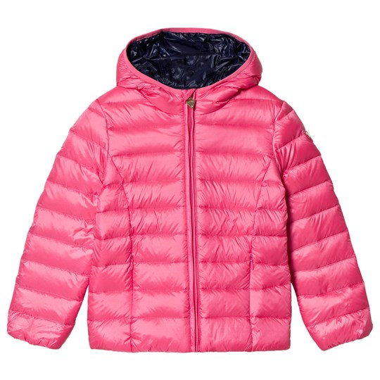 Guess Pink Down Puffer Coat RARO
