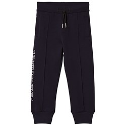 Diesel Navy Only The Brave Branded Sweatpants