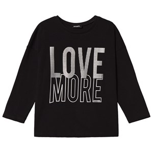 Image of Diesel Black and Gold More Love Tee 10 years (3035193203)