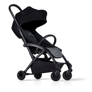 Image of Bumprider Connect Stroller Black/Grey Melange (3037985823)