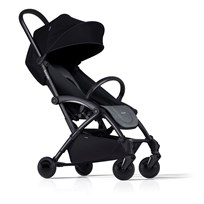 Bumprider Connect Stroller Black/Grey Melange Black-Grey Melange