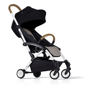 Image of Bumprider Connect Stroller White/Khaki Melange (3035911175)