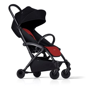 Image of Bumprider Connect Stroller Black/Red One Size (1135828)
