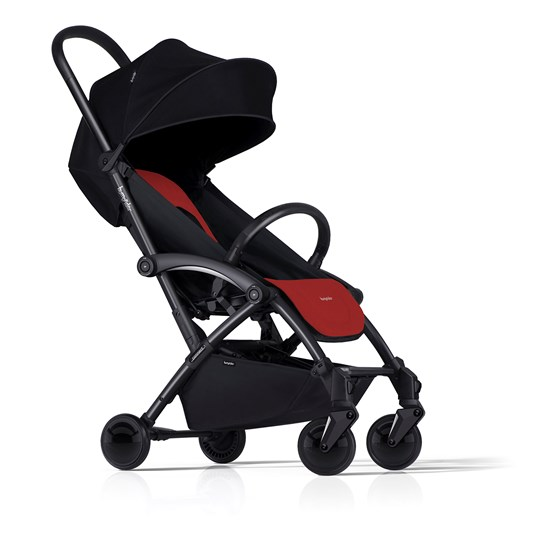 Bumprider Connect Stroller Black/Red BLACK-RED