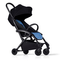 Bumprider Connect Stroller Black/Blue Black-Blue