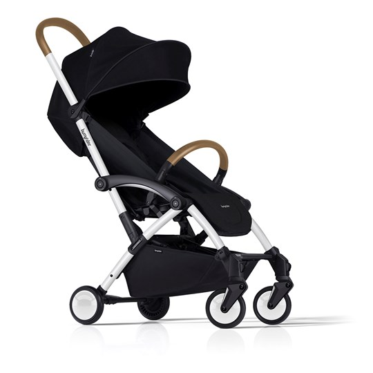 Bumprider Connect Stroller White/Black WHITE-BLACK