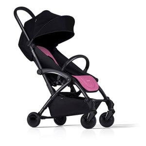 Image of Bumprider Connect Stroller Black/Pink (3035570471)